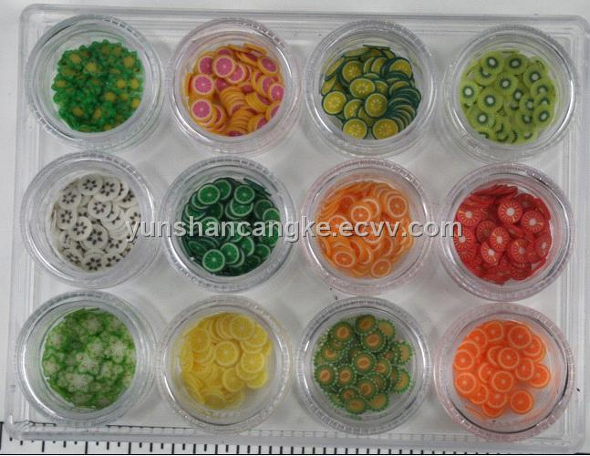 Fruit FIMO Slices for Nail Art purchasing, souring agent ...