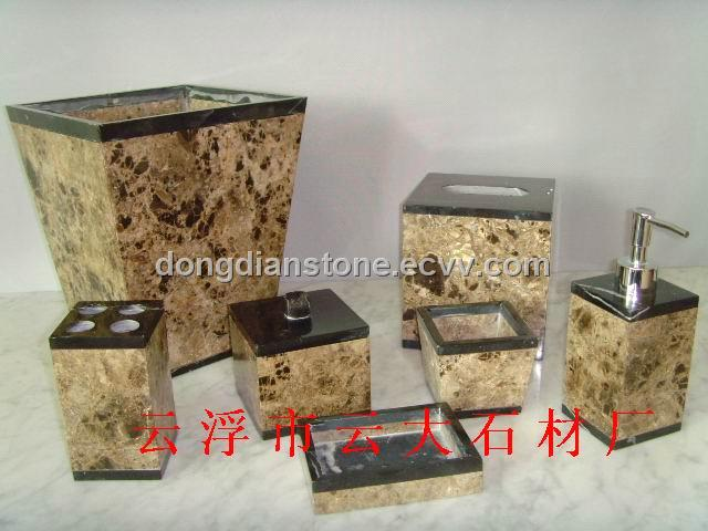 Luxury Bath Accessories (YD-EMF5) - China bath sets