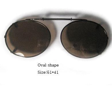 polarized clip on sunglasses u1bl  polarized clip on sunglasses