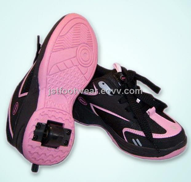 Single Wheel Shoes (FW-LS-063) (FW-LS-063) - China roller shoes;wheel