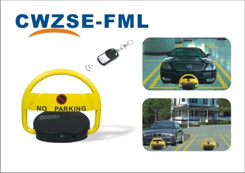 Solar Energy Automatic Remote Control Parking Lock Cwzse