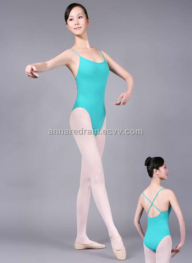 Home > Products Catalog > Dance leotards > Cami Low-back Leotard