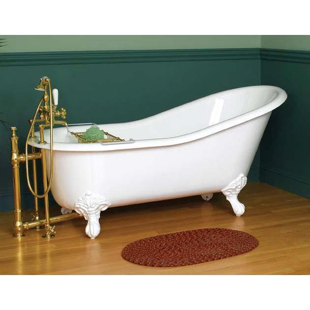 Cast Iron Clawfoot Bathtubs Bathroom Design Ideas