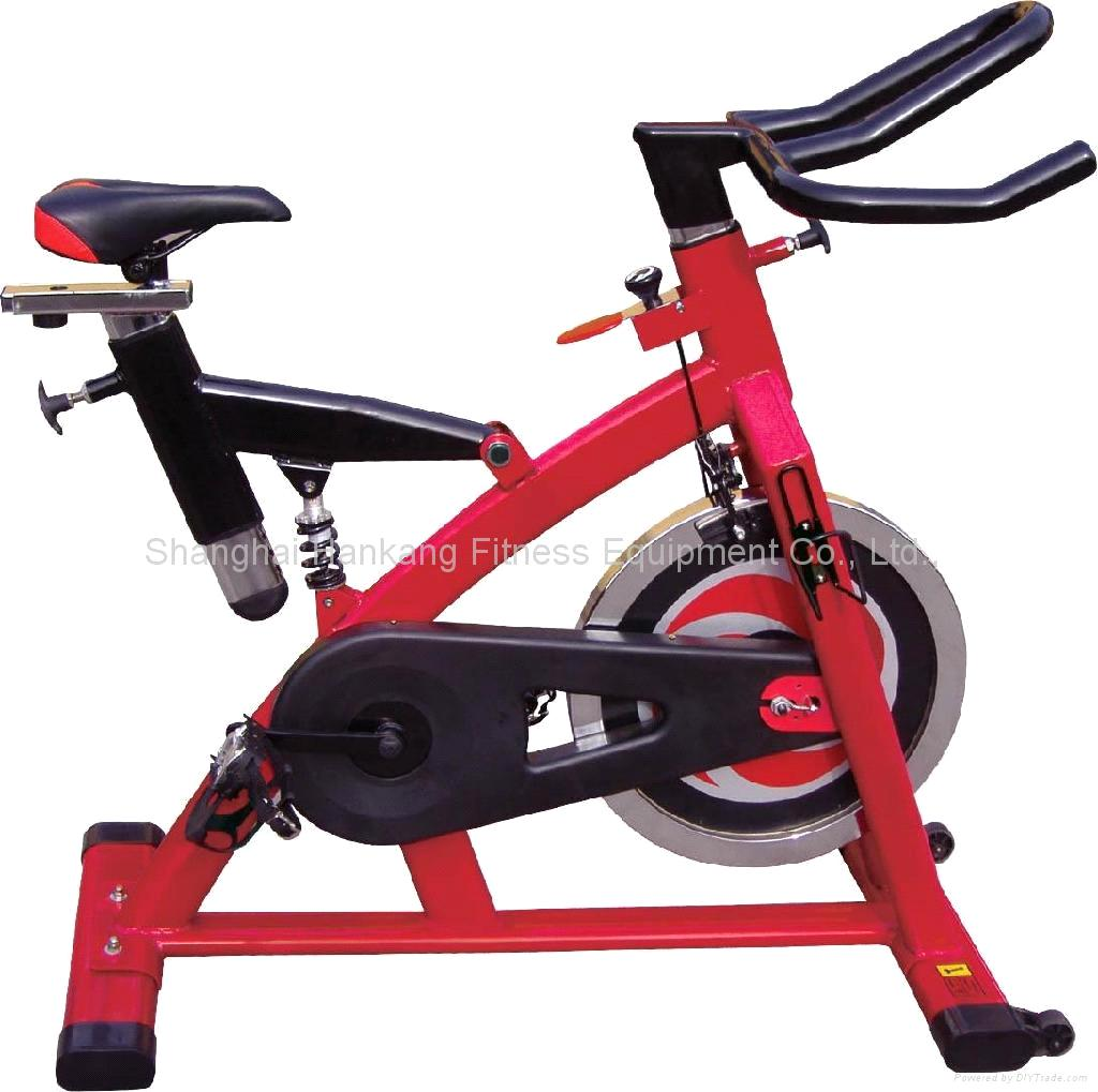 sit and spin exercise machine