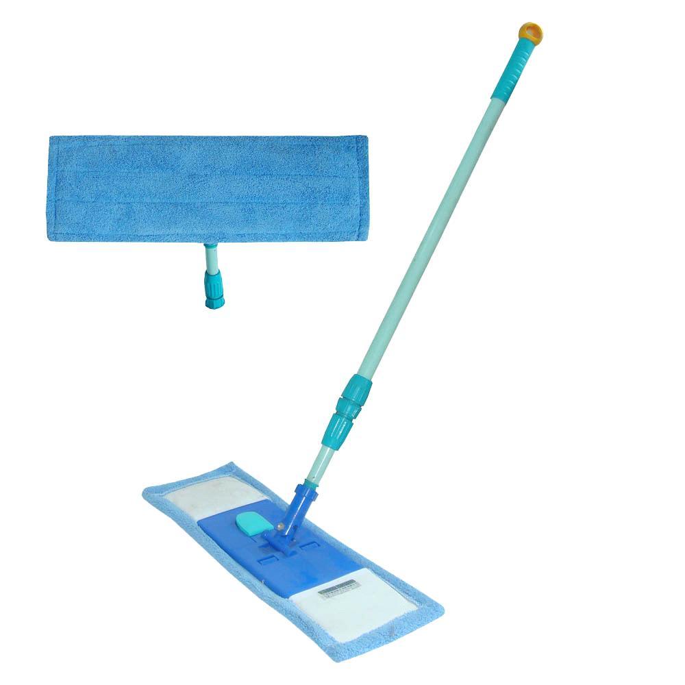 Microfiber Coral Fleece Floor Flat Dust Cleaning Mop