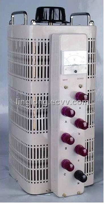 Voltage Regulators/Stabilizers > TSGC Three-Phase AC Voltage Regulator