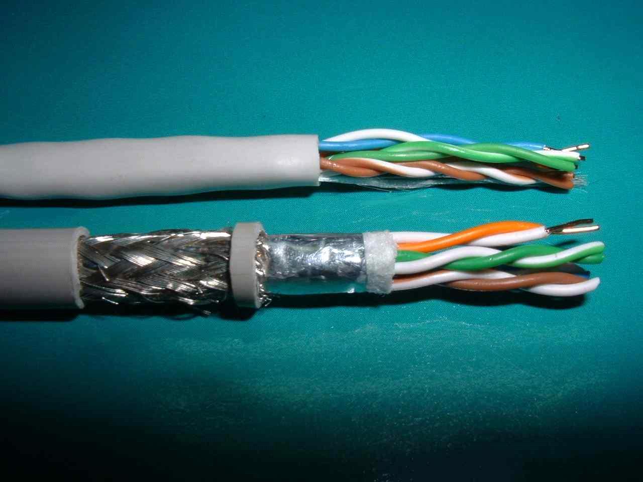 Как сделать свой интернет кабель