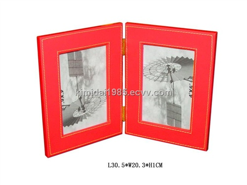 leather photo frame ipp0905007