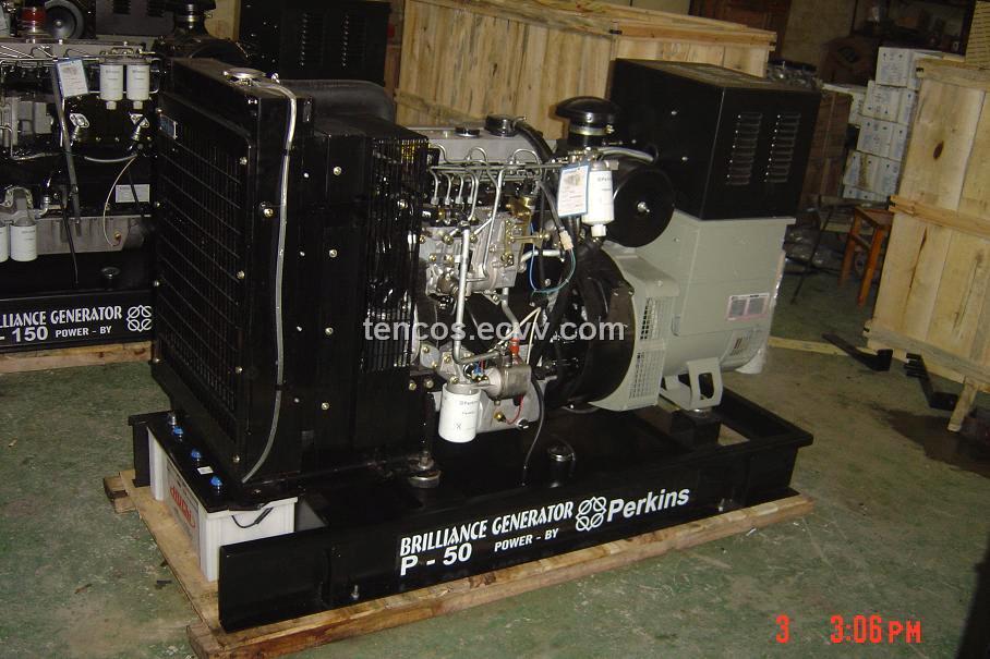 Diesel Generator Set (GFS-20)