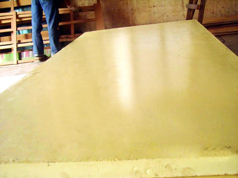 how to make polyurethane foam at home