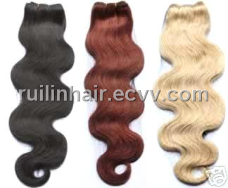 Body Wave Weaving Hair - China human hair