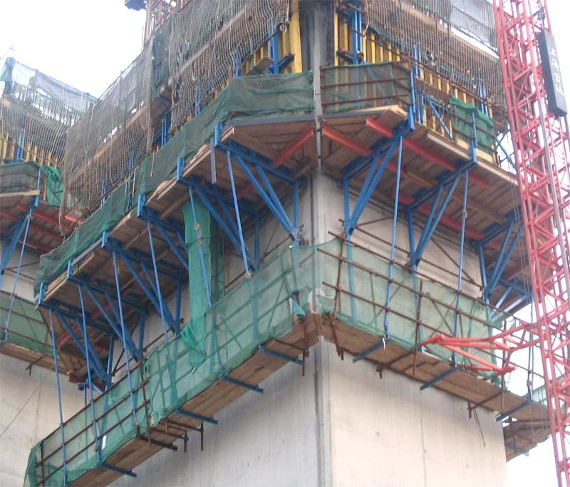 Cantilever Formwork From China Manufacturer Manufactory
