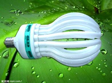 Energy Saving Lamp Super( High)-power Lotus Flower CFL (45W-200W)