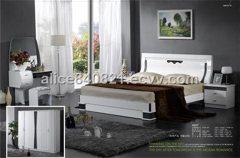 Bedroom Furniture Sets On Bedroom Set 8832 China Bedroom Furniture