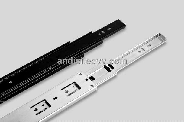 Hinged Drawer Slides : Drawer slide with hinge
