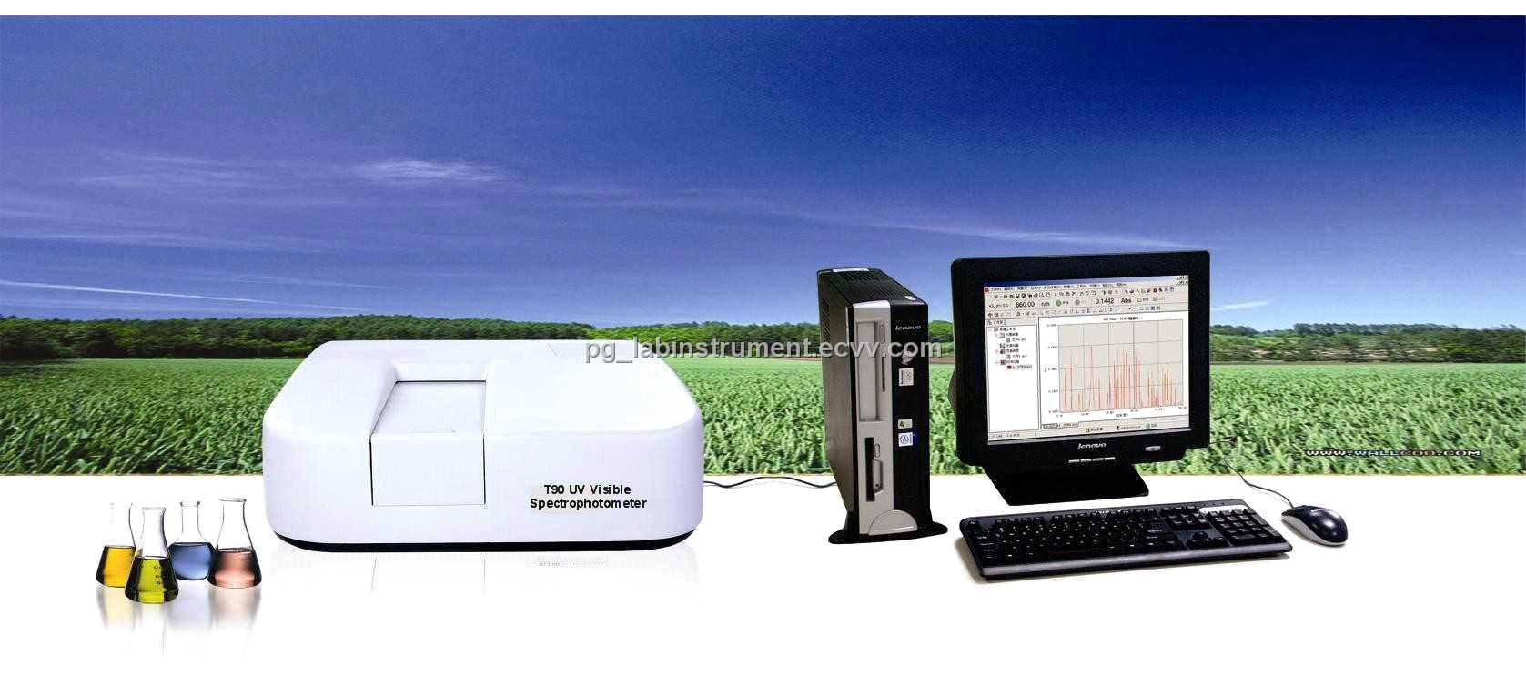 double beam uv visible spectrophotometer pdf