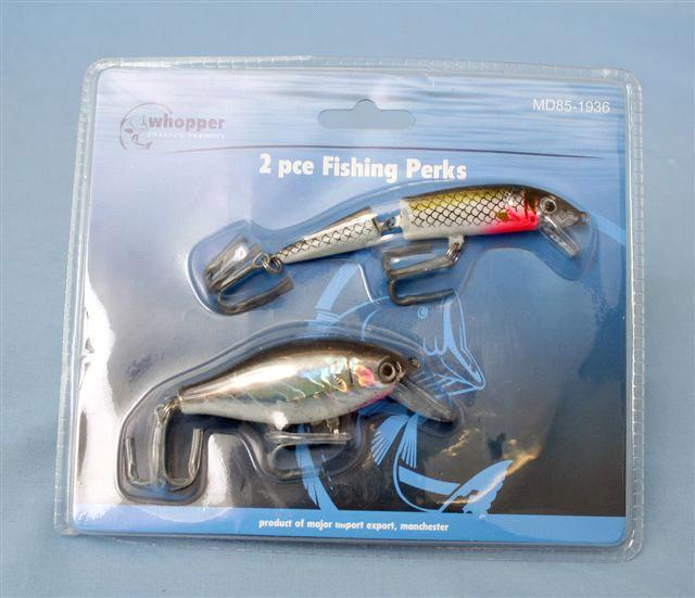 fishing lure packages