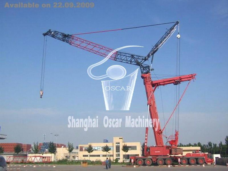 Les grues de GROVE (Groupe MANITOWOC) (USA) - Page 2 China_GROVE_GMK_7450_450T_ALL_TERRAIN_CRANE20099241631204