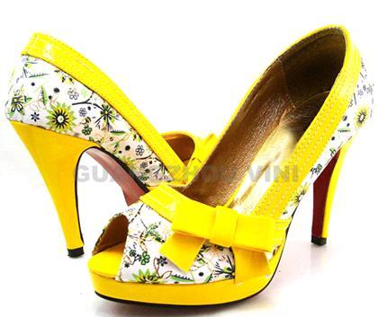 Ladies High Heel Shoes - China fashion shoes