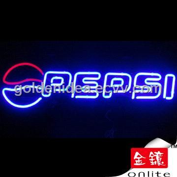 PEPSI Neon Sign (E-GIP-5777)