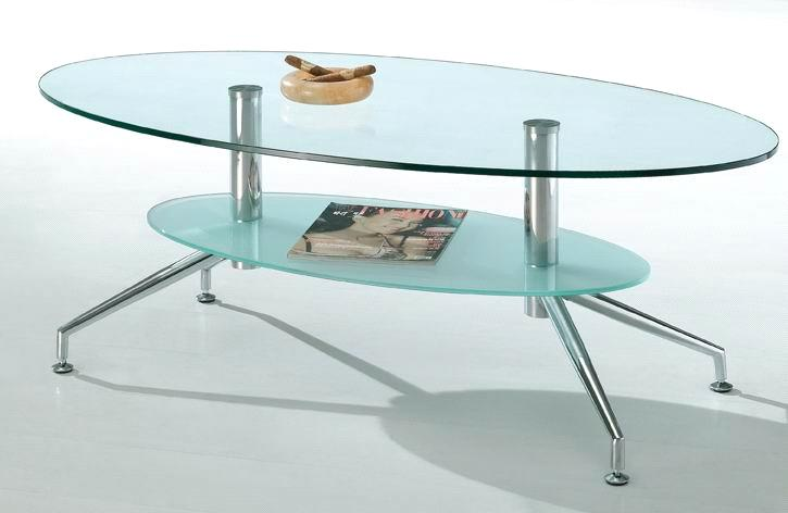 Glass Center Table : Glass Center Coffee Table (SC-5233) (SC-5233) - China living room ...