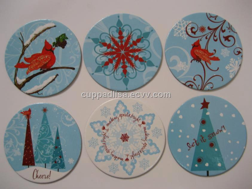 beer coaster (CUP-4) - China paper coaster, cuppad