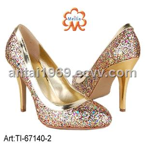 Women Dress Shoes/High Heel Shoe (IT-67140-2) (IT-67140-2) - Hong ...