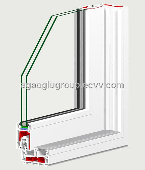 Pvc Window Profiles : Pvc sliding window profile purchasing souring agent