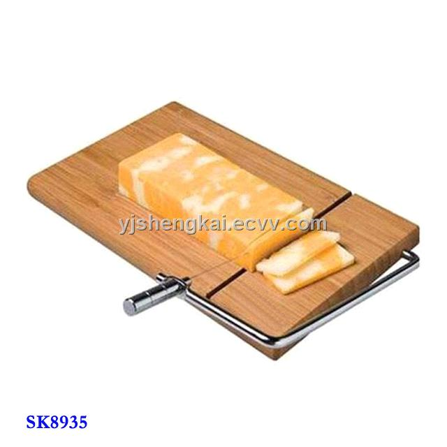 rubber wood cheese cutting board sk  china cutter board,