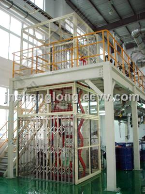 Stationary Hydraulic Lift