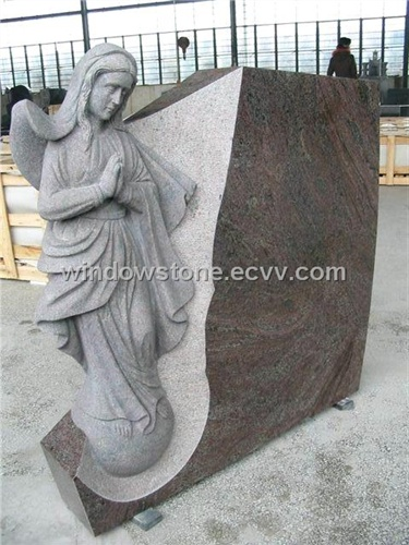 The Holy Mother Mary Statue Carving Monuments