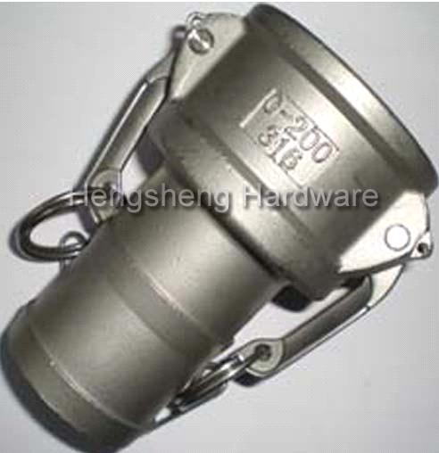 Camlock fitting purchasing souring agent ecvv