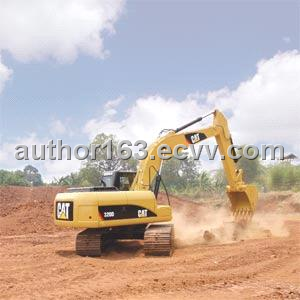 Caterpillar Excavator (320D) - China Cat