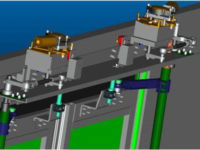 Electrical Slide - Glide Doors / Operator (ESG300) & Electrical Slide - Glide Doors / Operator (ESG300) purchasing ...