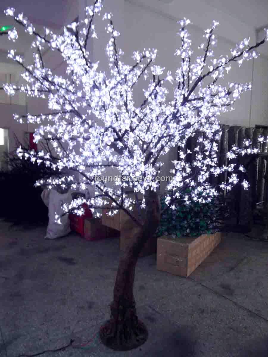 Fake Christmas Trees With Lights
