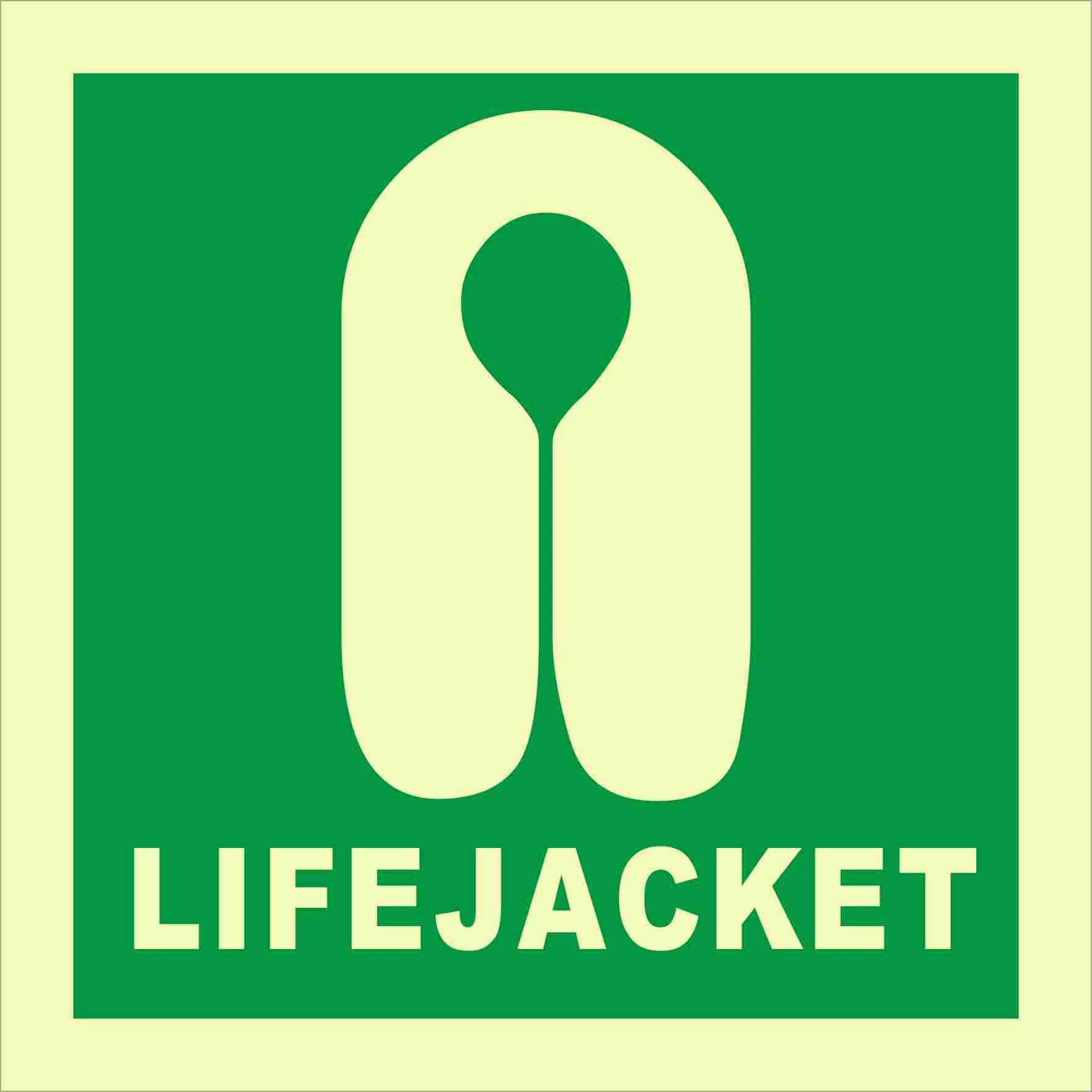Marine Safety Signs Lifejacket From China Manufacturer