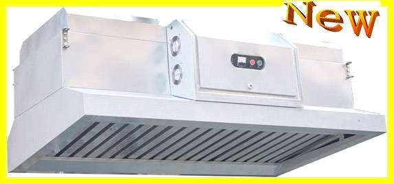 Kitchen Air Cleaner : Commercial electrostatic air filter for kitchen oil