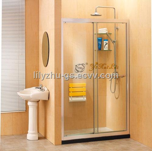 Sliding Glass Shower Door 500 x 494