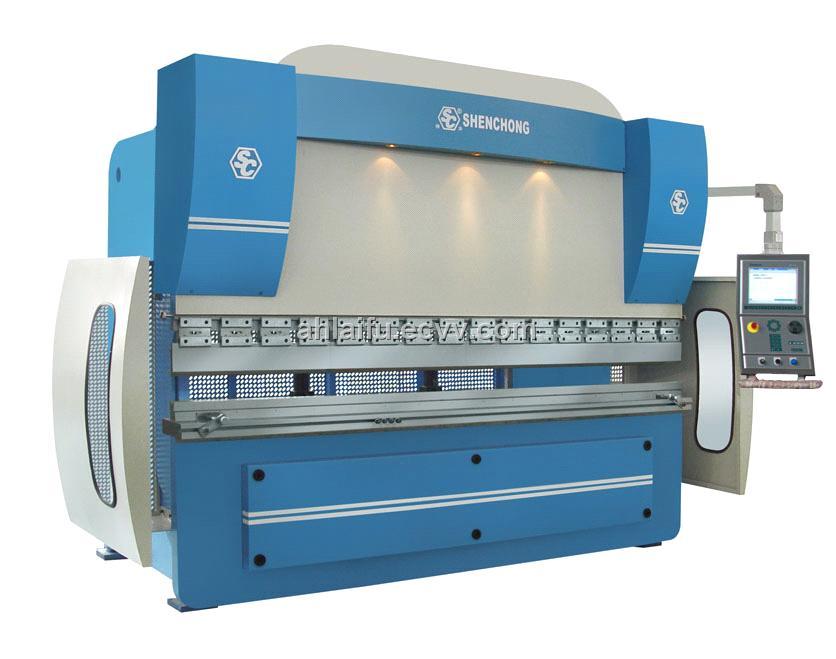 frame bender machine