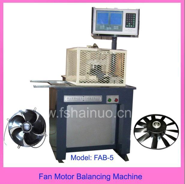 Fan Motor Balancing Machine Purchasing Souring Agent