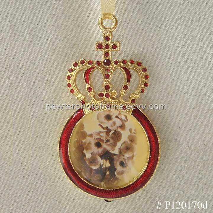 Christmas decor crown ornament purchasing souring agent for Christmas crown decoration
