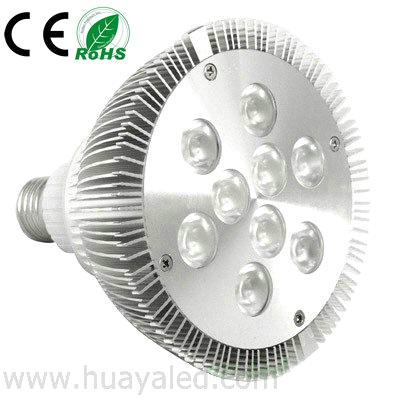 LED Spotlight -  HY-PAR38-9A1
