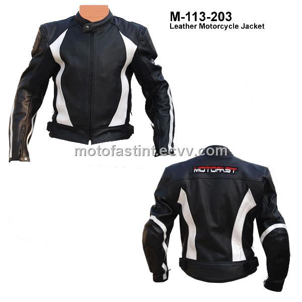 Classic Motorcycle Jacket II – Men's Leather Motorcycle Jackets