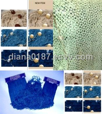 Cotton Fishing Net