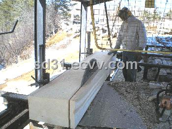 Circular Saw - Sawmill 