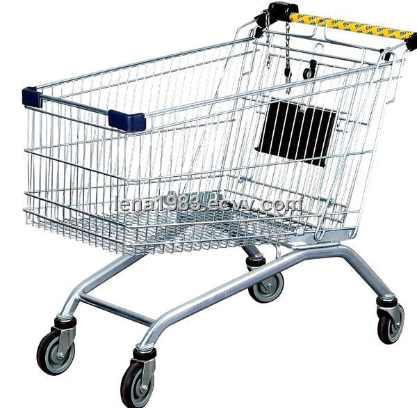 Shopping Trolley Oem Shopping Cart Supermarket Trolley