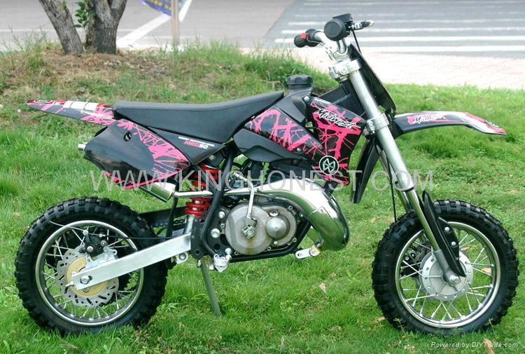 dirt bike 50cc 2 stroke