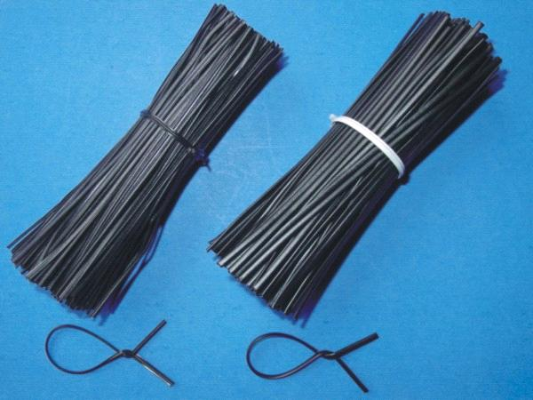 Tie Wire Gauges : Pvc twist ties purchasing souring agent ecvv