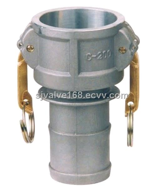 Cam lock coupling purchasing souring agent ecvv