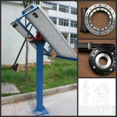 Slew Drive For Solar Tracker From China Manufacturer